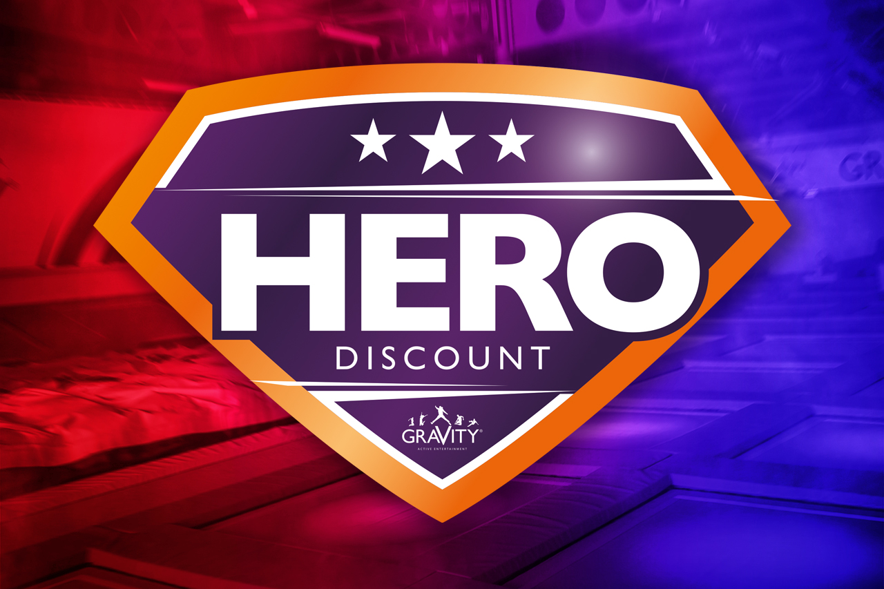 Gravity Hero Discount