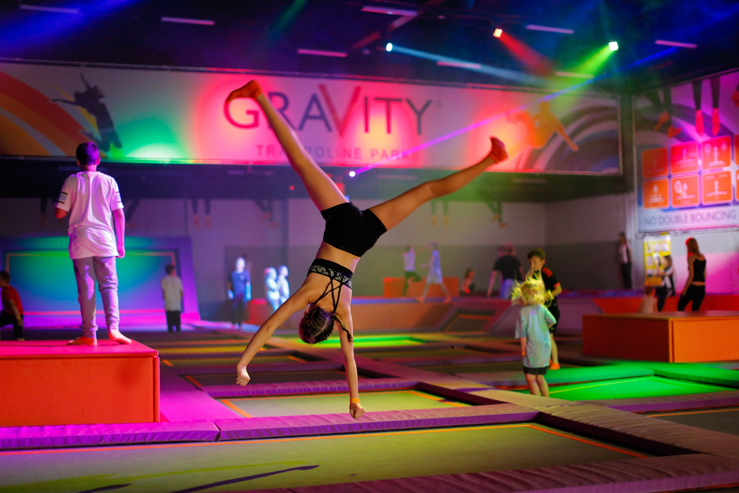 Gravity Active Entertainment becomes member of theBritish Franchise Association (bfa)